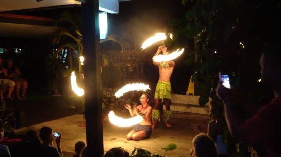 Gecko's Resort: Kulturshow