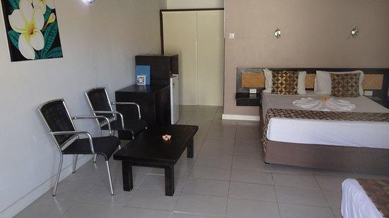 Gecko's Resort: Zimmer