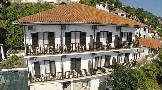 Agios Ioannis, Grecia: Hotel Sevilli