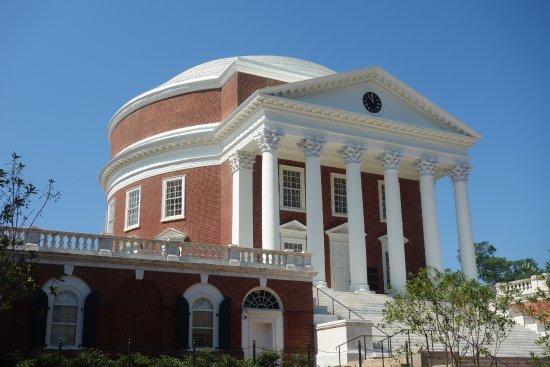 Charlottesville, VA: La Rotonde