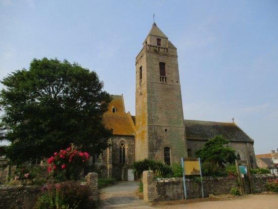 Gatteville-le-Phare, France: Eglise St-Pierre