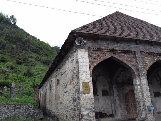 Ulu Məscid(Mosque) in İlisu, Qax