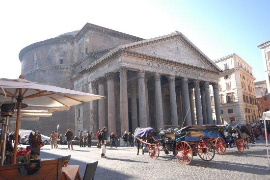 Star Hotels Near Pantheon Rome