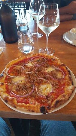 Yarra Glen, Australia: Pizza 1