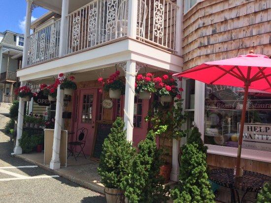 Chester, Нью-Джерси: Restaurant entrance