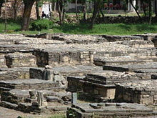 Saidu, Pakistán: Budhist Ruins, at Butakara Diatrict Swat, Pakistan