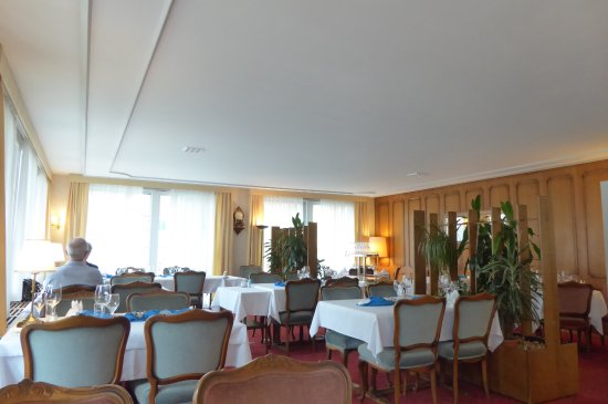 Aarburg, Suisse : Grill Room restaurant