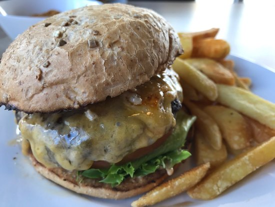 Bryne, Norge: Kvess Burger & Grill