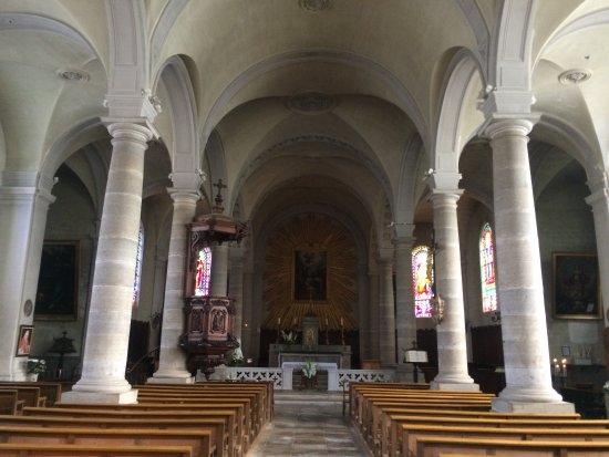 Église Saint-Bénigne d'Arc-et-Senans