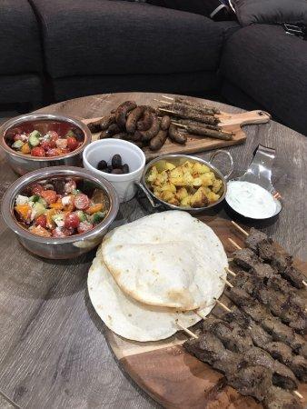 Jasmin Lebanese Restaurant Chester Hill
