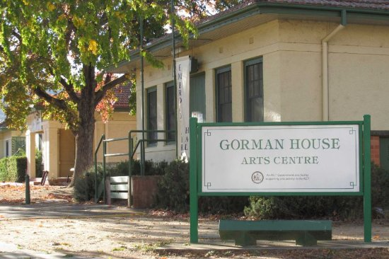 ‪Gorman Arts Centre‬