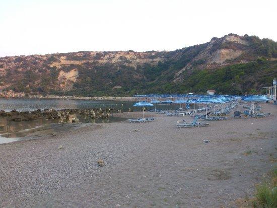 Mandomata Nudist Beach: Taken during sunset