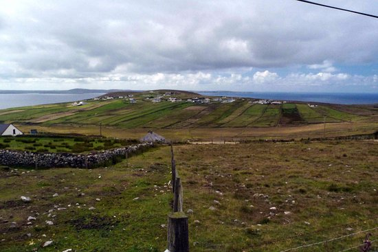 Belmullet, Ireland: Looking South.