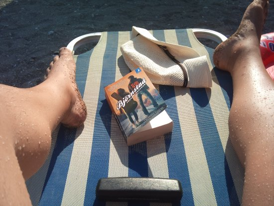 Mandomata Nudist Beach: Tiden går för fort på stranden