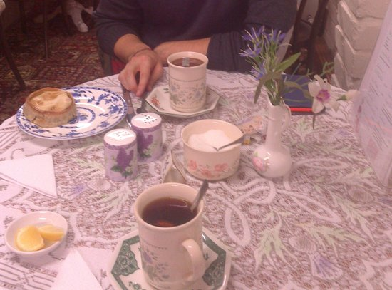 Forsyth S Tea Room Edinburgh Old Town Restaurant