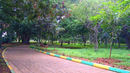 M N Krishna Rao Park