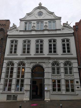 Buddenbrookhaus: Die Fassade