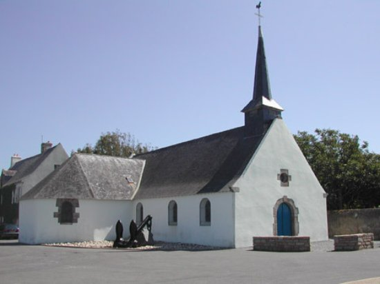 Damgan, France: L'église saint Pierre