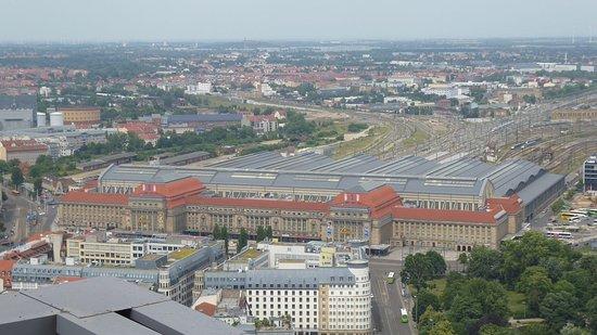 Hauptbahnhof Leipzig: Hauptbahnhof