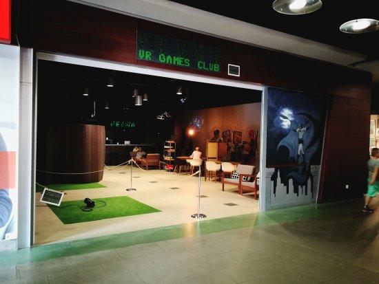 Mecha - VR Games Club - Wirtualna rzeczywistość