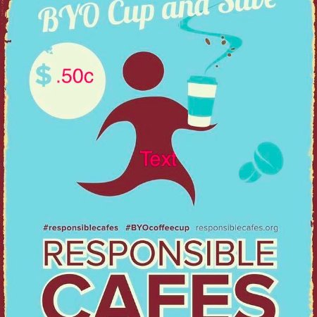 Mittagong, Australia: Doing our bit to start reducing the use of disposable cups