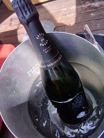 Le Boutique Hotel : Champagne Pack Romantique