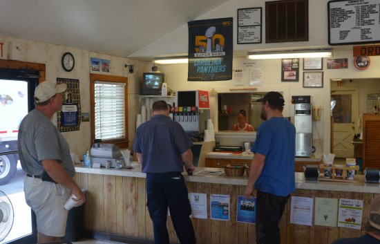 Harmony, NC: Order and Pick up