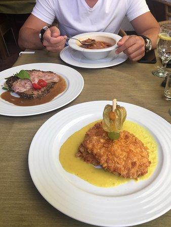 Duran: Výborné jídlo, příjemné prostředí a milá obsluha.