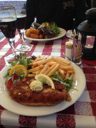 Meerane, Германия: einfach LECKER! Großzügige Portionen, frisch zubereitet und netter Service