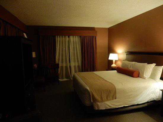 Eureka Casino Resort: ホテルの客室