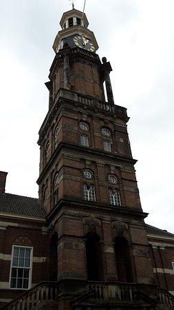 Wijnhuistoren : tower of restaurant 'The Wine house tower'