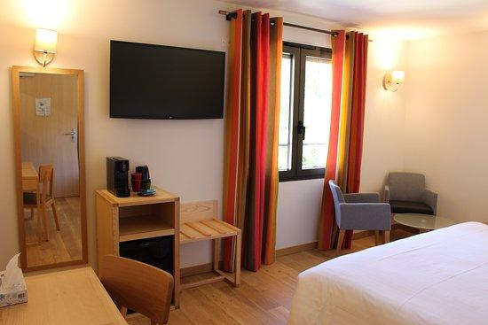 Dieulefit, فرنسا: Chambre