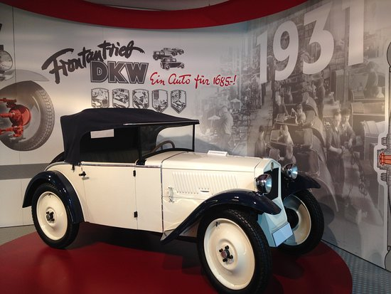 Ein Uberblick Wanderer Audi Horch Picture Of Horch Museum