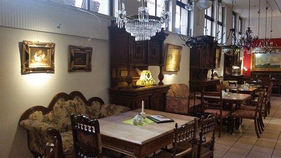 kunst cafe antik dresden restaurant bewertungen telefonnummer fotos tripadvisor. Black Bedroom Furniture Sets. Home Design Ideas
