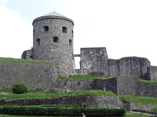 Bohus Fastning: the castle