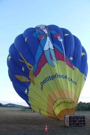 Chatillon-sur-Chalaronne, Francja: Le depart !!