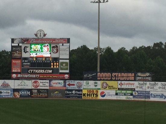 Norwich, CT: Dodd Stadium