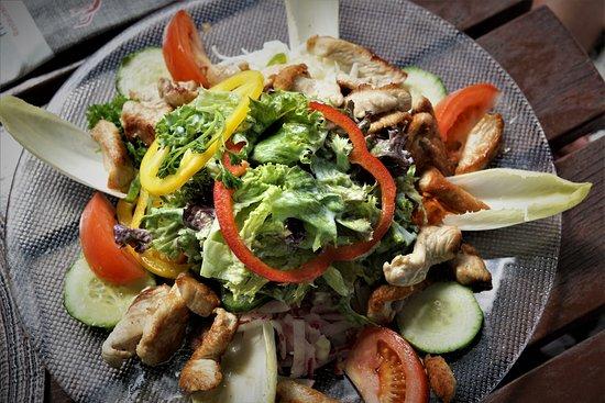 Florsheim, Germany: Salad