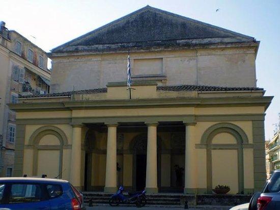 Ionian Parliament Building
