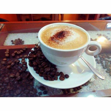 Curacaví, Chile: Café Italiano Borbone