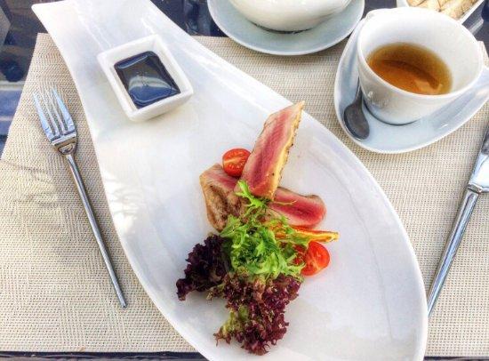 Kharkiv Palace Premier Hotel: Amazing meal !!!
