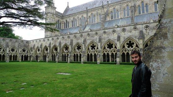 Detalles Del Interior Billede Af Salisbury Cathedral And Magna Carta Salisbury Tripadvisor