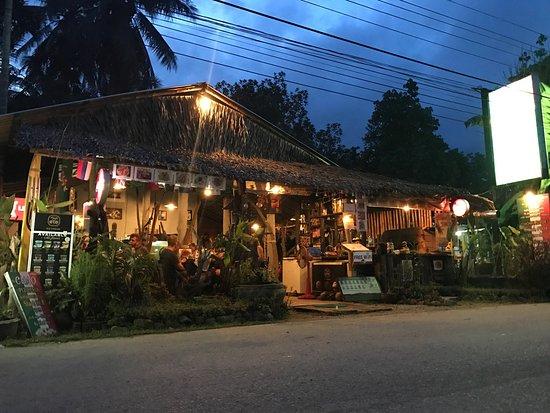 Khlong Sok, تايلاند: Chao Italian restaurant