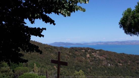 Monte Argentario, Italie: Convento dei Frati Passionisti