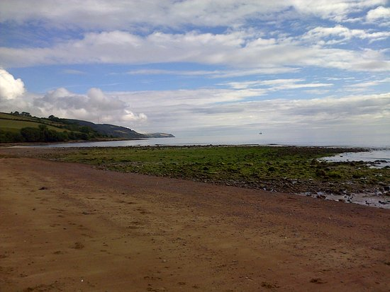 Rosemarkie, UK: The beach