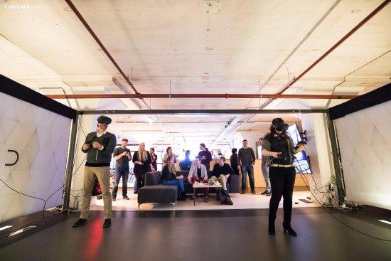 Enversed VR Center