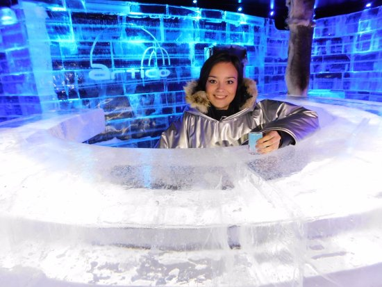 Honningsvag, Norway: Artico Ice Bar