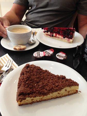 Kaffee Kuchen Sooooo Lecker Bild Von Forbriger Zwickau