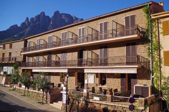 Hotel Brise de Mer : hotel facade