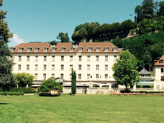 Photo de grand hotel et spa uriage uriage for Hotels uriage